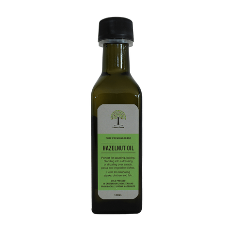 Hazelnut Oil 100ml  - Loburn Grove