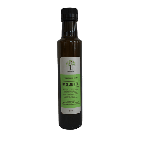 Hazelnut Oil 250ml - Loburn Grove