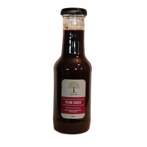 Plum Sauce 300ml - Loburn Grove