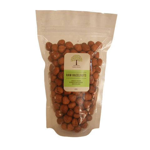 Hazelnuts Raw Shelled 250g - Loburn Grove