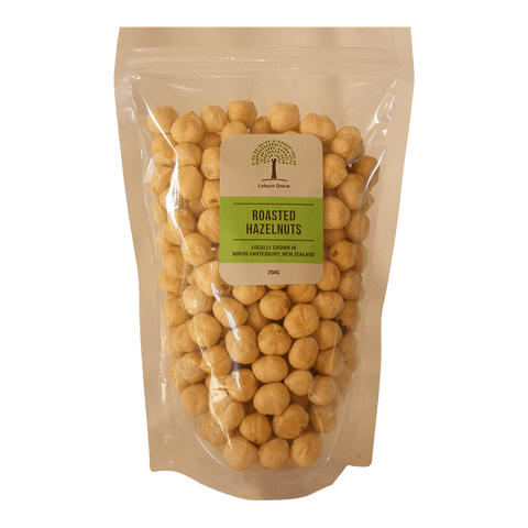 Hazelnuts Roasted 250g - Loburn Grove