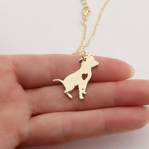 FREE Cute Pit Bull Necklace - Just Pay Shipping!