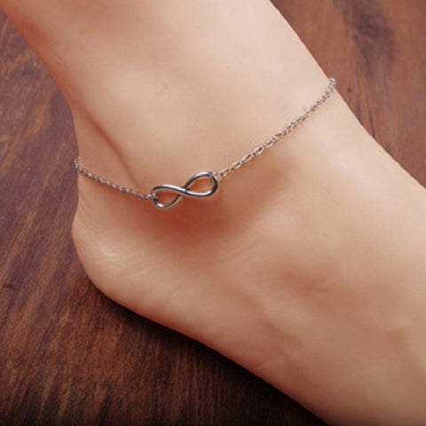 "Adorable ""Infinity"" Anklet"