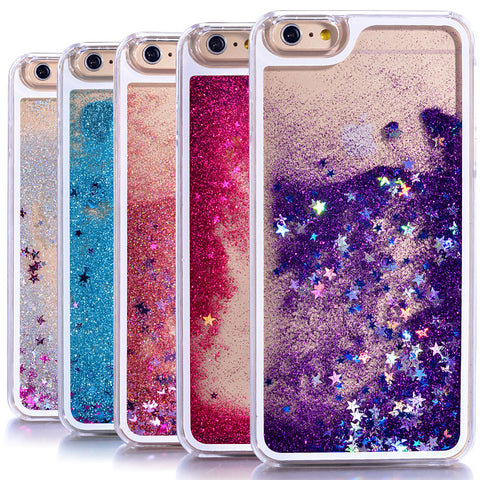 Dynamic Liquid Star iPhone Case