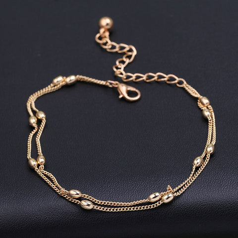 "The ""Simplistic"" Anklet"