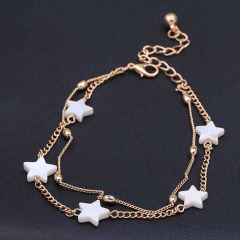 "The ""Starry"" Anklet"