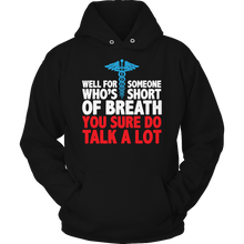 Limited Edition - Short Of Breath- Nurse T-Shirt - Opertime
