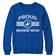 Limited Edition - Proud Marine Mom - Opertime