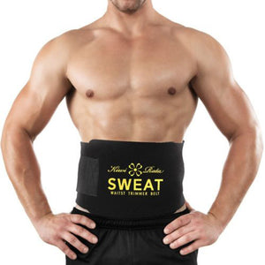 Unisex Waist Trainer Trimmer Belt Body Shaper www.opertime.com