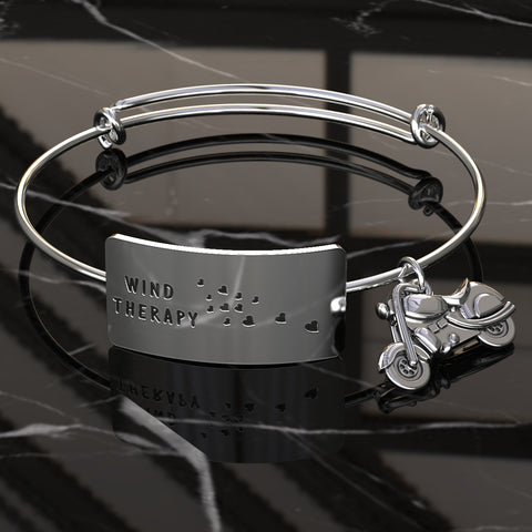 Wind Therapy Bangle