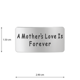 Mother's Love is Forever Bangle