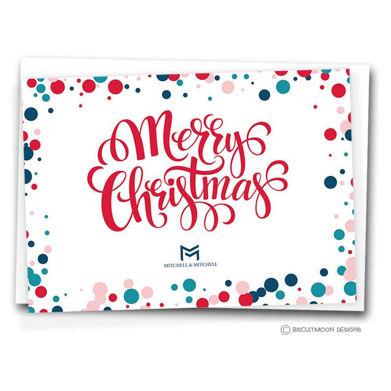 Christmas Cards Images.Dots Corporate Christmas Cards
