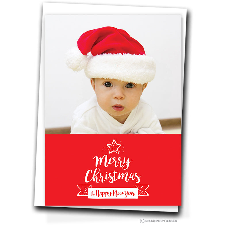 mountain of joy personalised christmas cards