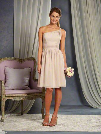 Alfred Angelo 7369S - Jordan's Modern Bride and Groom