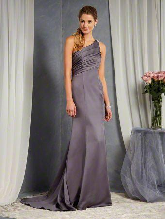 Alfred Angelo 7379L - Jordan's Modern Bride and Groom