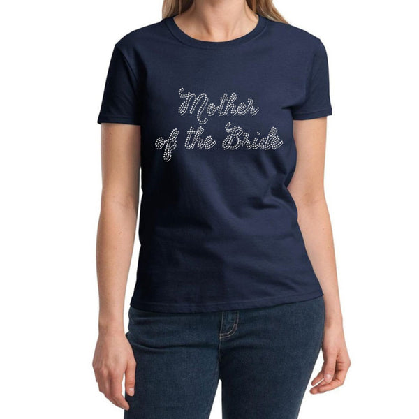"""Mother of Bride"" T-Shirt"