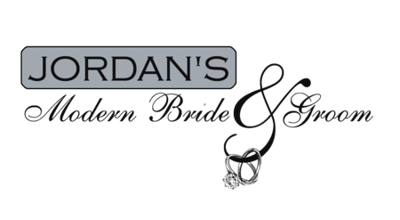 Jordan's Modern Bride and Groom