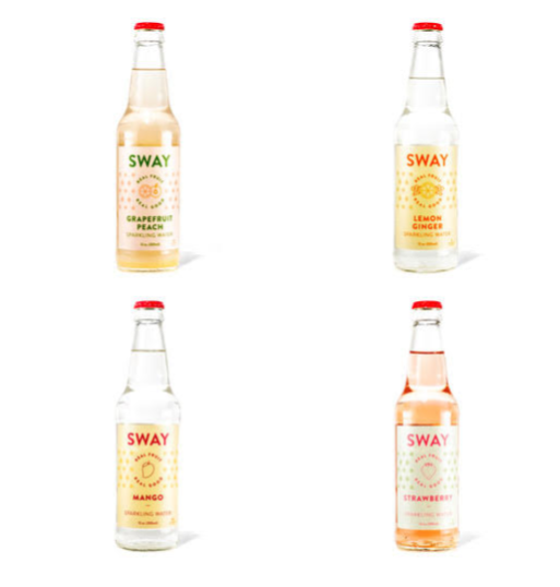 Mixed Sparkling Water - 8 pack