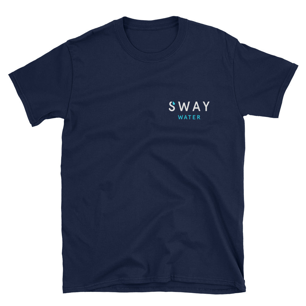 Sway Water Short-Sleeve Unisex T-Shirt