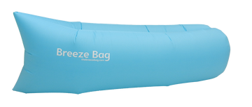 The Breeze Bag premium lounger- Blue