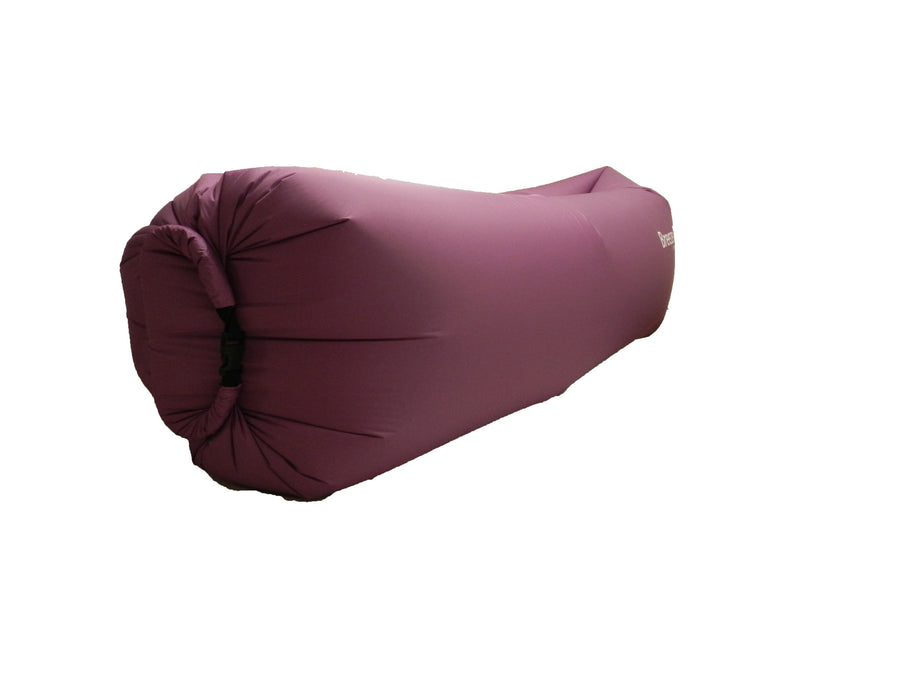 The Breeze Bag premium lounger- Purple