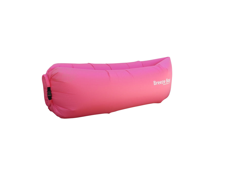 The Breeze Bag premium lounger- Pink