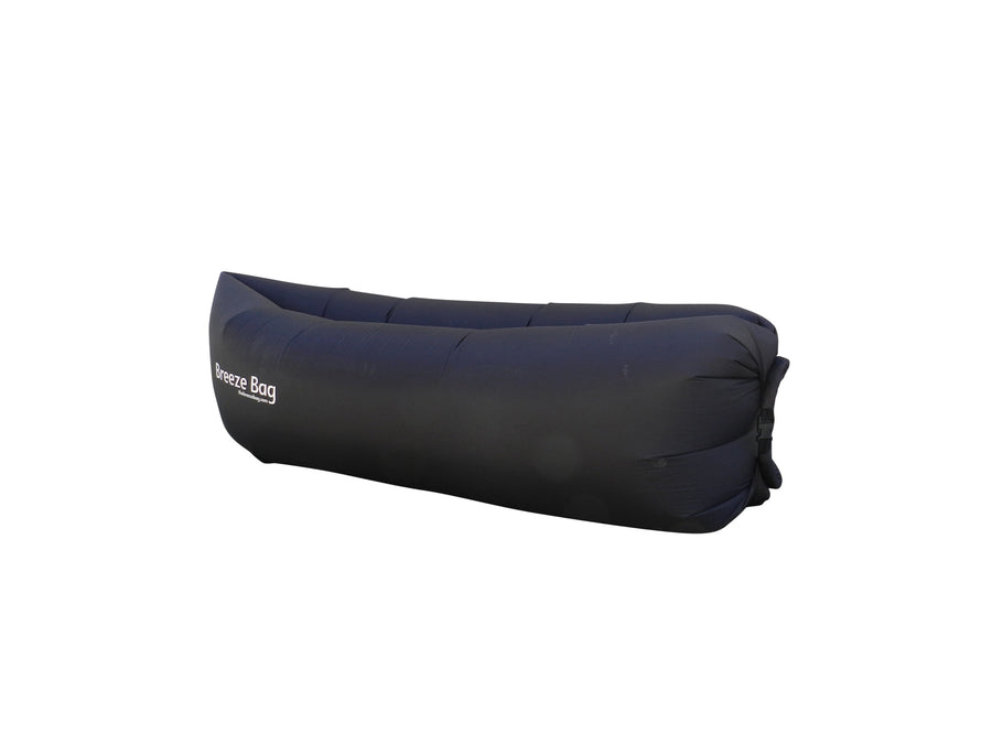 The Breeze Bag premium lounger- Black