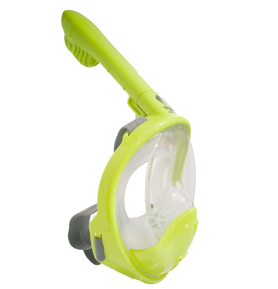 Cobra Mask v4.0 KIDS GREEN