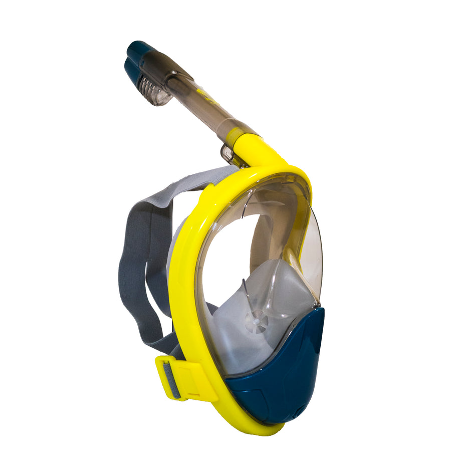 Cobra Mask v4.0 YELLOW