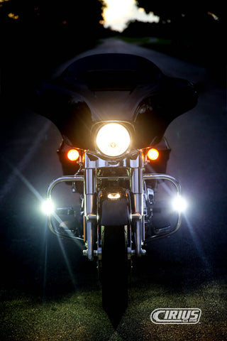 Engine Guard LED Lights - Moto Lights Australia