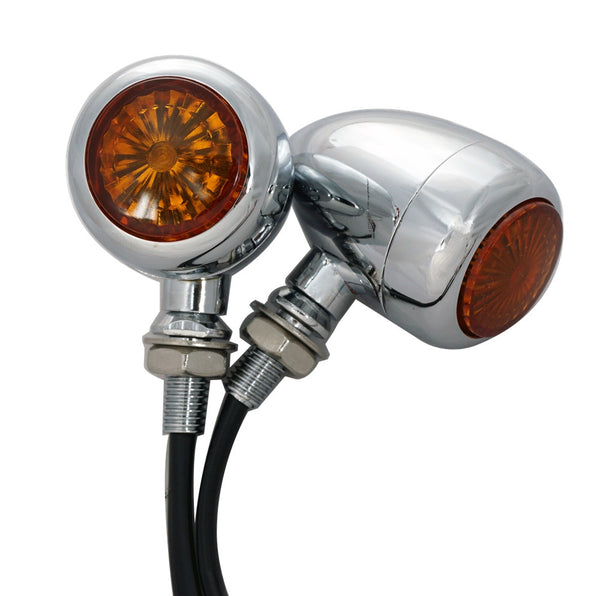 INDICATOR, LED , Custom Vintage - Moto Lights Australia