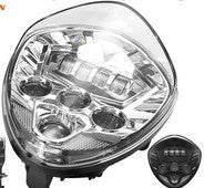 Victory LED Headlight - Moto Lights Australia