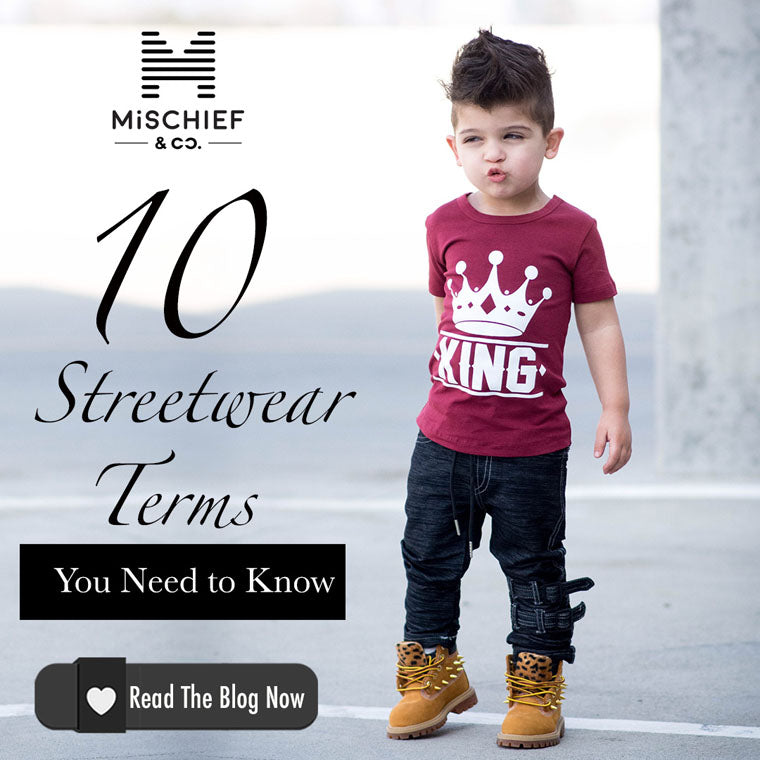 10 Streetwear Fashion Terms for Cool Parents & Kids