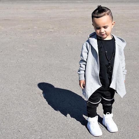 How to Style a Minimalist Fashion Look for Kids Under 6 Years