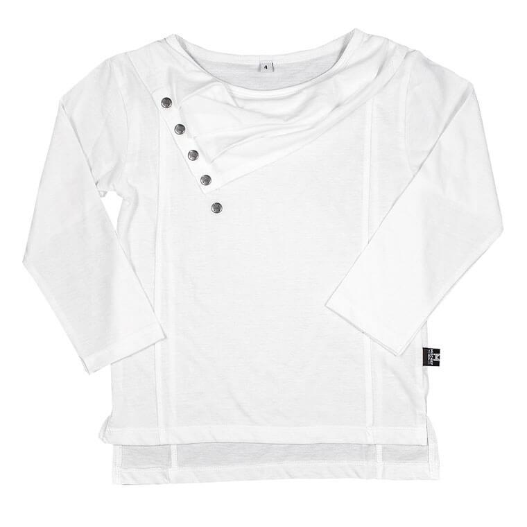 The Cluster - Luxe Straight Hem Tee - Exclusive Edition