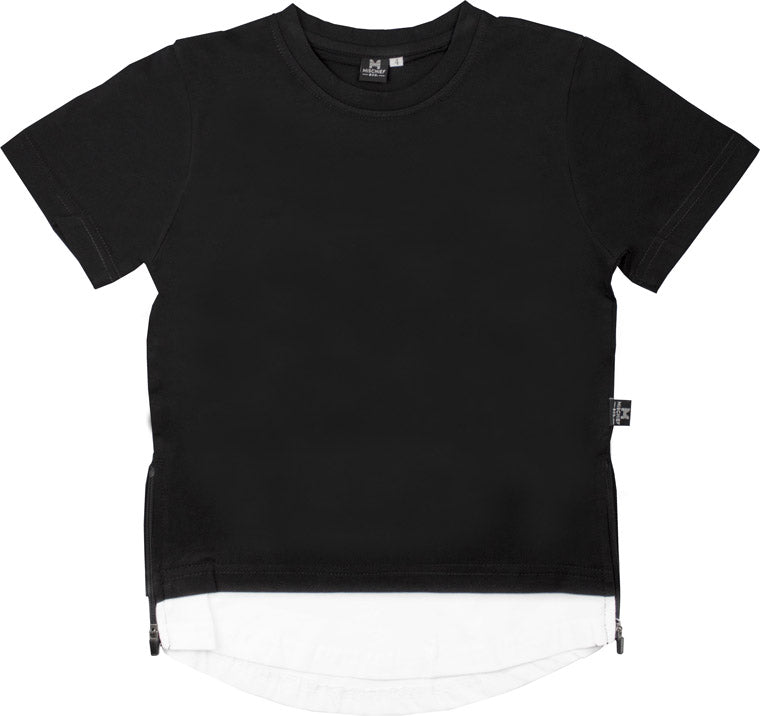 Luxe Tee - The Eclipse Edition - Mischief & Co.