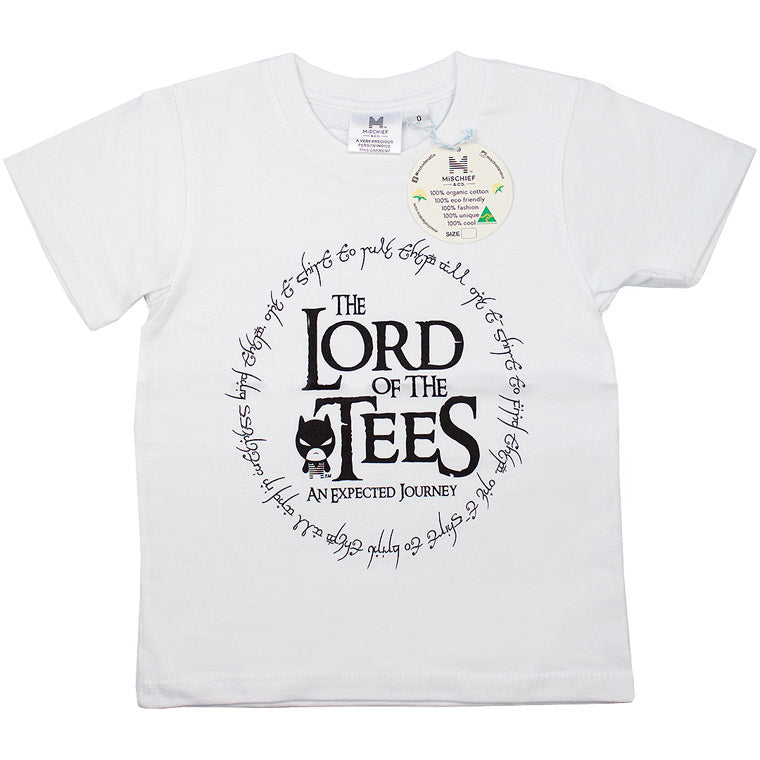 The Lord of the Tees t-shirt | Organic Cotton Tee | Made in Australia
