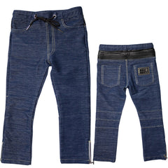 The M-501 - Ultra Soft Classic Denim Pants