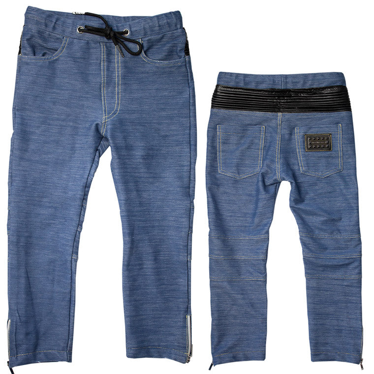 The M-501 - Ultra Soft Denim Pants - Light Blue
