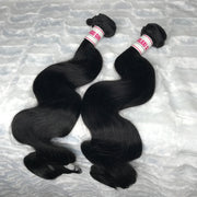 Brazilian BODY WAVE Hair Bundles 2pcs