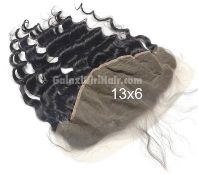 Loose Wave Extended Lace Frontal (13x6)