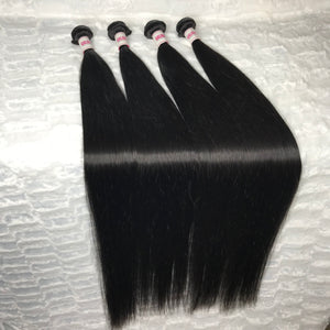 "34"" STRAIGHT Hair Bundles 4pcs (Limited Edition!)"