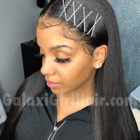 Straight Extended Lace Frontal (13x6)