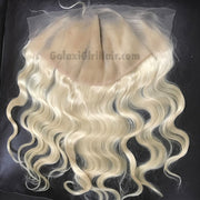 Platinum Russian Blonde Extended Sized Frontals (13x6)