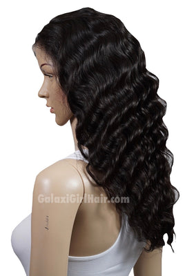 Loose Wave Full Lace Wig 130% Density