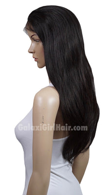 Straight Full Lace Wig 130% Density