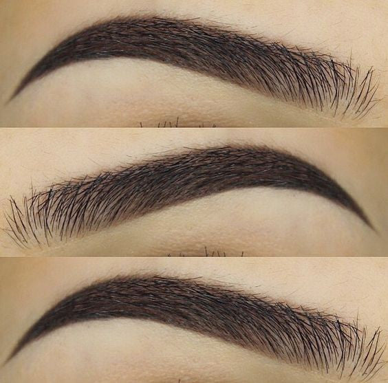 GROW THICK EYEBROWS WITH COCONUT OIL!