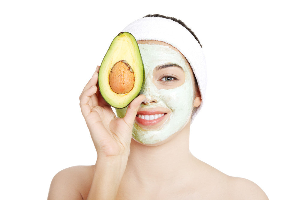 Avocado DIY Face Mask