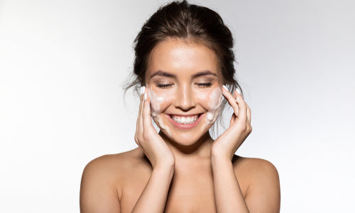 Basic Stuff -Know How To Wash Your Face!