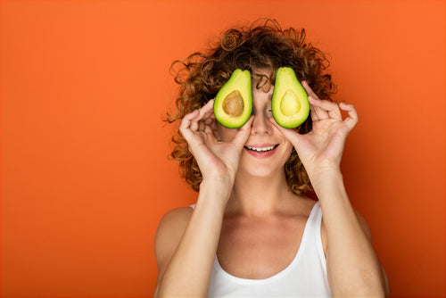 Avocado And Honey Anti-Aging Face Mask!